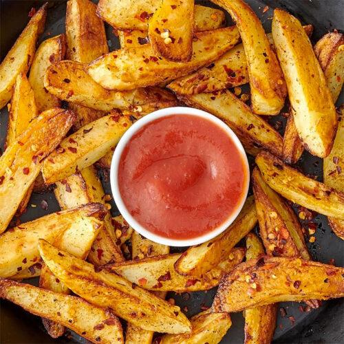 ww spicy potato sticks