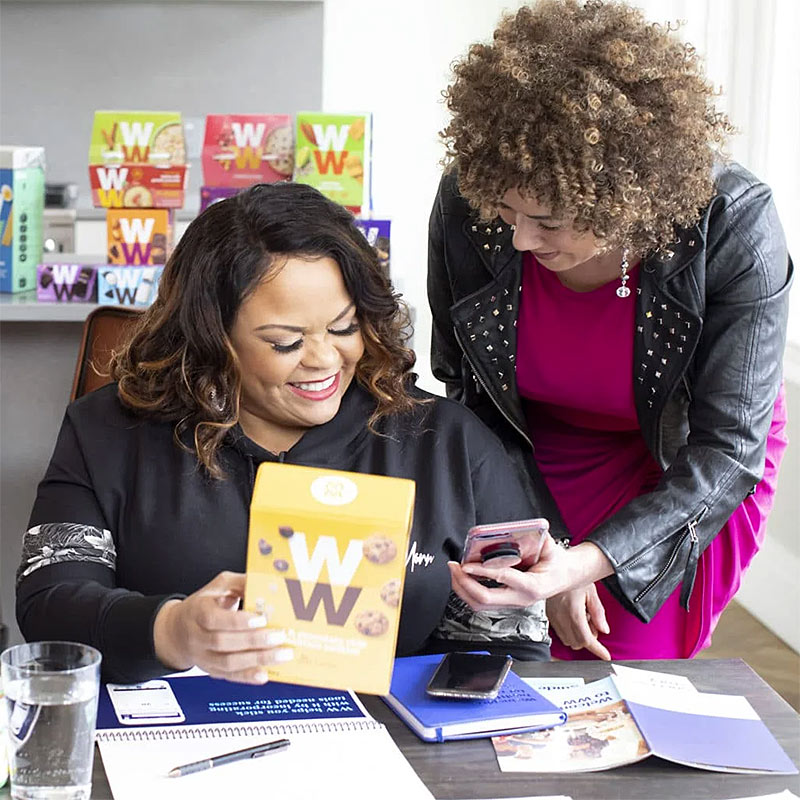 tamela mann weight watchers