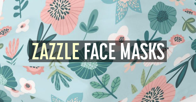 zazzle face masks