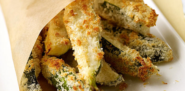 zucchini fries recipe ww